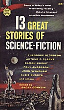 13 Great Stories of Science Fiction by Groff…