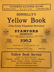 Donnelly's yellow book : criss cross…