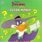 Disney's Darkwing Duck in Clean Money de…