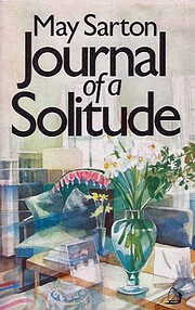 Journal of a solitude af May Sarton