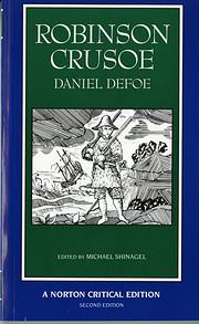 Robinson Crusoe (Norton Critical Editions)…