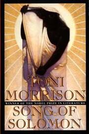 Song of Solomon por Toni Morrison