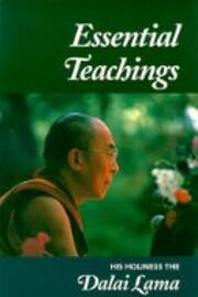 Essential Teachings av His Holiness The…