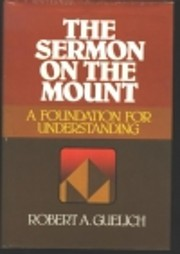 Sermon on the Mount: Foundation for…