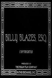 Billy Blazes, Esq. [1919 short film] –…