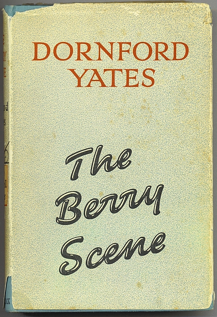 The Berry Scene cover