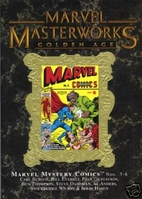 Marvel Masterworks, Volume 060: Golden Age…