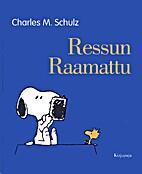 Ressun Raamattu by Charles M. Schulz
