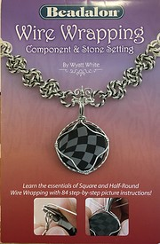 Wire Wrapping Component & Stone Setting