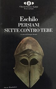 Persiani Sette Contro Tebe de Eschilo