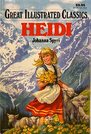 Great Illustrated Classics: Heidi af Johanna…