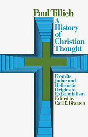 A History of Christian Thought (Touchstone…