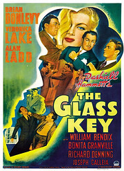 The Glass Key [1942] – tekijä: Stuart…