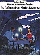 Het testament van Marius Casanova by…