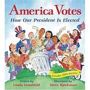 America Votes av Linda Granfield; Steve…