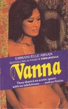 Vanna by Emmanuelle Arsan