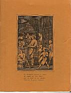 Biblioteca Gastronomica by H. U. Weiss