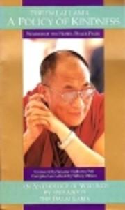 The Dalai Lama, A Policy of Kindness af Lama…