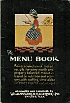 The Menu Book