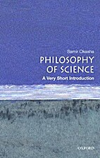Philosophy of Science: A Very Short…
