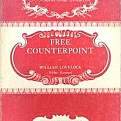 Free Counterpoint by William Lovelock | LibraryThing