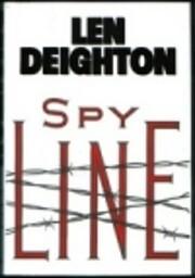 Spy Line – tekijä: Len Deighton