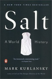 Salt: A World History por Mark Kurlansky
