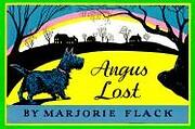 Angus Lost por Marjorie Flack