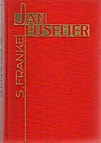 Jan Fuselier by Simon Franke