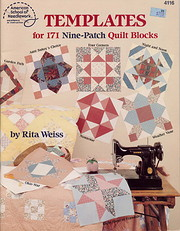Templates for 171 Nine-Patch Quilt Blcoks…