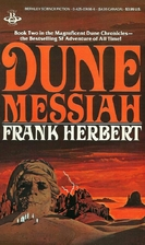 DUNE MESSIAH cover