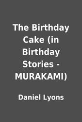 Haruki Murakami Birthday Stories Pdf