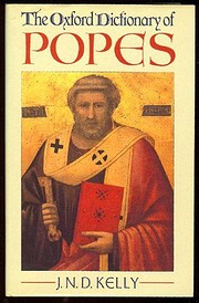 The Oxford Dictionary of Popes por J. N. D.…