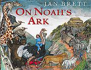 On Noah's Ark de Jan Brett