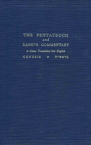 Pentateuch and Rashi's Commentary, Genesis…