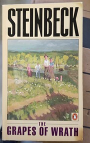 The Grapes of Wrath de John Steinbeck