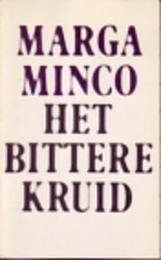 Bittere kruid de Marga Minco