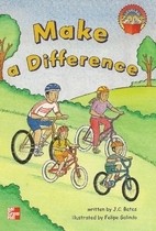 Make a Difference by J.C. Bates