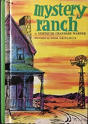 Mystery Ranch (4) (The Boxcar Children…