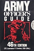 Army Officer's Guide (46th Edition) by…