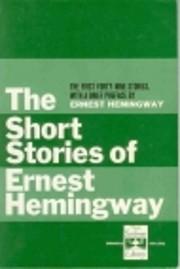 Short Stories av Ernest Hemingway