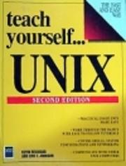 Teach Yourself: Unix af Kevin Reichard