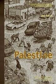 Palestine por Joe Sacco