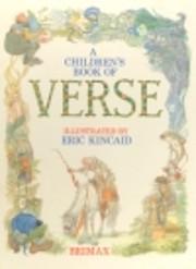 A Children's Book of Verse av Eric Kincaid