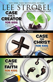 Case for a Creator for Kids/ Case for Christ…