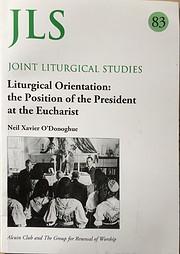 Liturgical Orientation JLS 83 de Neil Xavier…