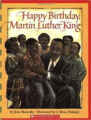 Happy Birthday, Martin Luther King av Jean…