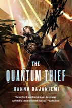 THE QUANTUM THIEF cover