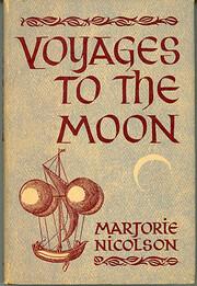 Voyages to the moon av Marjorie Hope…
