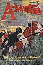 Adventure - October 15, 1929 - Vol. LXXII…